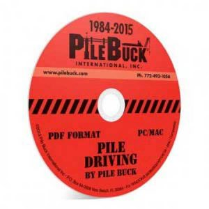 Pile Driving Information