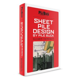 Sheet Pile Design Book by Pile Buck