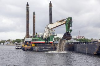 Dredging and Dredged Material Disposal