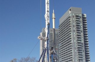 First Use in Toronto: BAUER BG 46 Demonstrates Top Performance