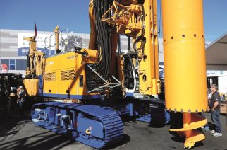 BAUER Maschinen received thousands of visitors at the CONEXPO-CON/AGG trade fair