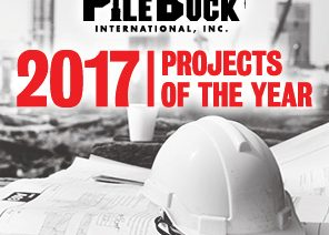 Pile Buck's 2017 Projects of the Year: Now Accepting Entries