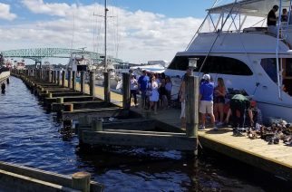 Florida vs. Georgia Rivalry Tradition Saved by Floating Docks