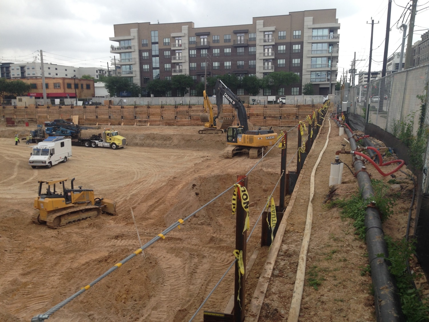 Construction Site Dewatering