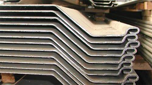 fiberglass sheet piles