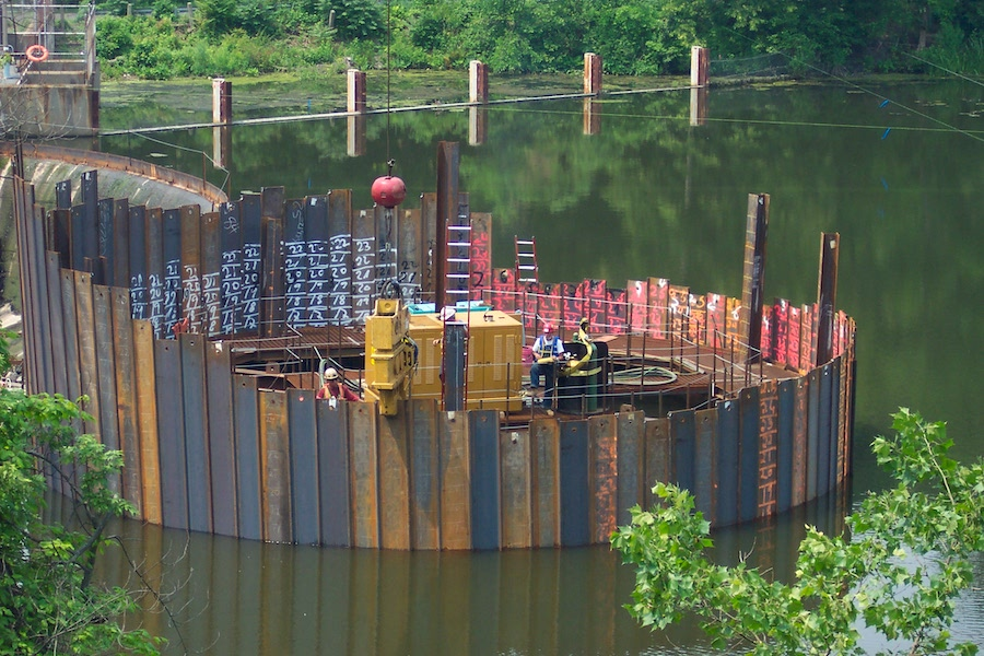 why use helical piles