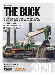 Buck Vol 3 - 2020