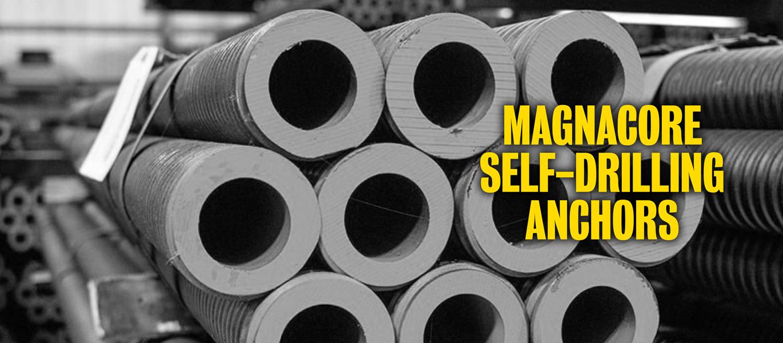 Magnacore Selr-Drilling Anchors